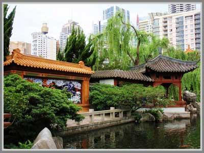 Taman Oriental Dan Taman Klasik Nan Indah - Edupaint